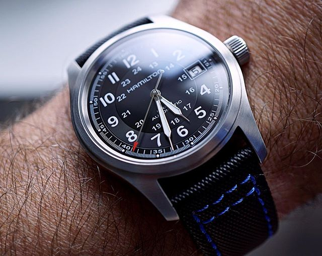 6e880fd1ec7e What is your  HamiltonWatch story