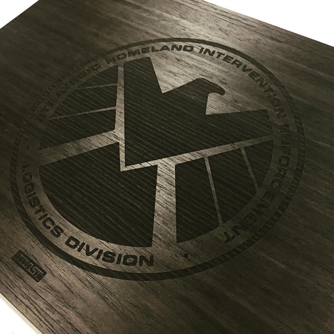 Custom Wood Laptop Covers